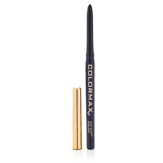 Colormax Cat Eye Automatic Kajal Pencil - Black