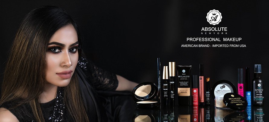 Absolute New York Professional Makeup in Bangladesh