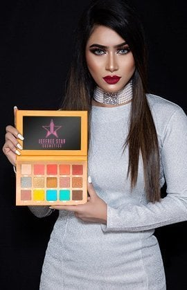 Jeffree Star Cosmetics Thirsty Eye Shadow Palette